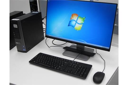 DELL OPTIPLEX 7010 i7 TOWER COMPUTER W/DELL MONITOR