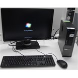 DELL OPTIPLEX 790 i5 TOWER COMPUTER W/ MONITOR, KEYBOARD, MOUSE (WINDOWS 7)