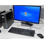 DELL OPTIPLEX 790 i3 TOWER COMPUTER W/ MONITOR, KEYBOARD, MOUSE (WINDOWS 7)