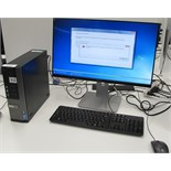 DELL OPTIPLEX 7020 i7 TOWER COMPUTER W/DELL MONITOR, KEYBOARD, MOUSE (WINDOWS 7)