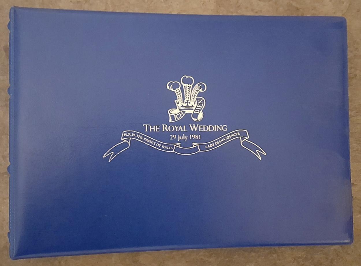 Lot 13 - Stamps Stanley Gibbons Royal Wedding