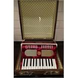Lot 36 - Piano Accordion