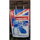 Lot 56 - Vintage Retro Bag Trolley