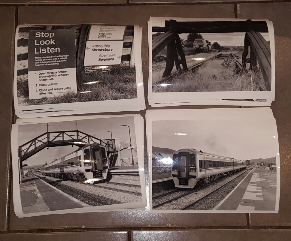 Lot 11 - Bundle of Railway Photographs
