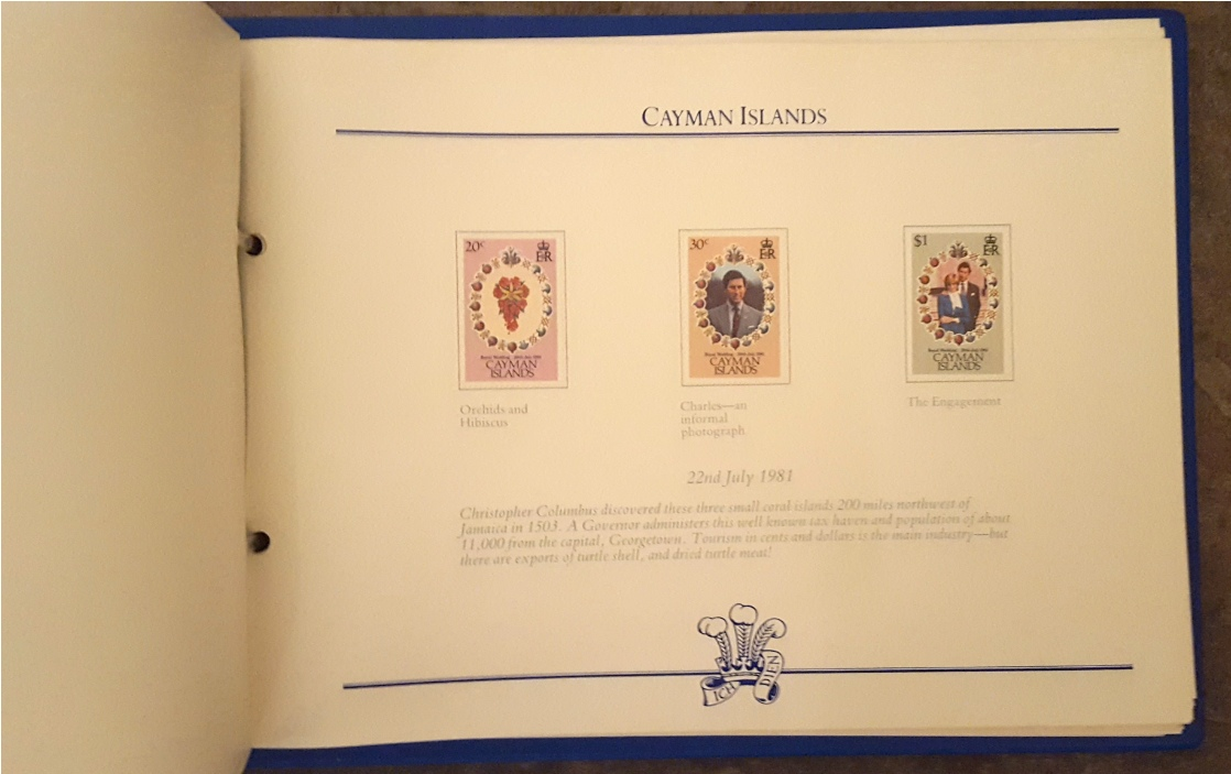 Lot 13 - Stamps Stanley Gibbons Royal Wedding