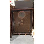 Lot 44 - Milners Patent Fire Resistant Safe