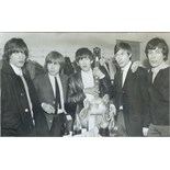 Lot 3 - Pop Memorabilia Photograph of The Rolling Stones