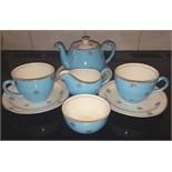 Lot 158 - Vintage Retro Alfred Meakin Tea Set
