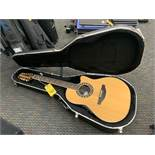OVATION LX PRO SERIES 12-STRING GUITAR - SERIAL No. 597306 USA