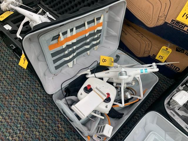 PHANTOM STANDARD DRONE WITH G358WA REMOTE CONTROL