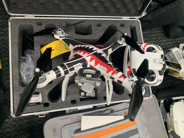 ULTIMAX PHANTOM STANDARD DRONE WITH GL358WA REMOTE CONTROL - Image 2 of 4