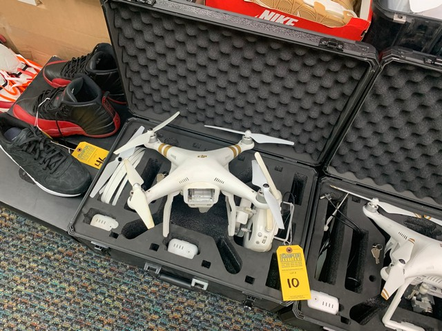 DJI SW10401 DRONE WITH 358WB CONTROLLER