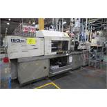 150 Ton Toshiba Machine Co., LTD. Mod. ISG150N-V10-7 - mng. year 1999, shotsize 10 OZ (289 grams)