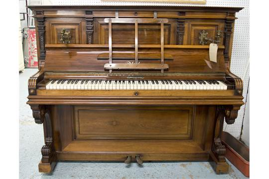 Dating a bluthner piano