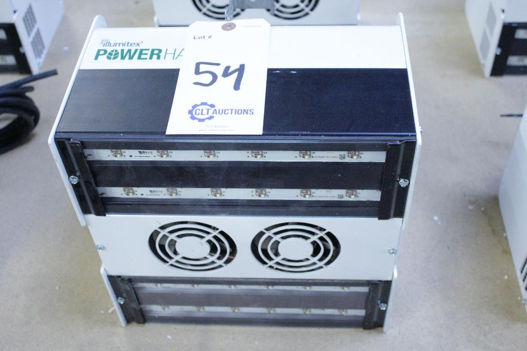 Lot 54 - Illumitex Power Harvest LED Grow Light