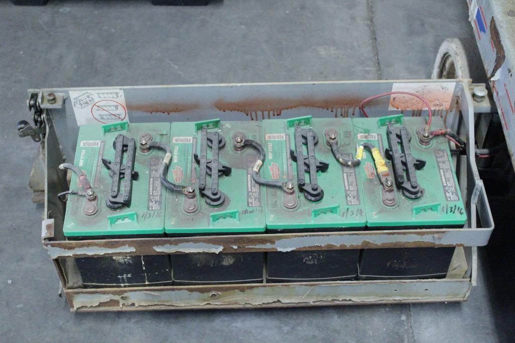 Lot 14 - SKYJACK SJIII 3219 19' electric scissor lift