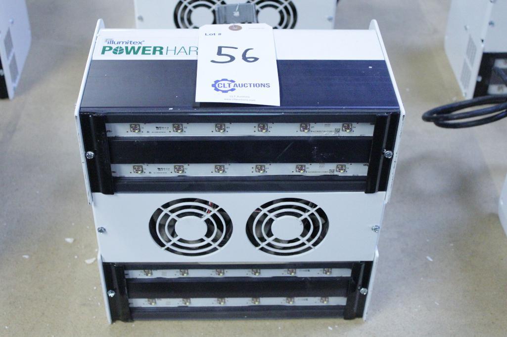 Lot 56 - Illumitex Power Harvest LED Grow Light