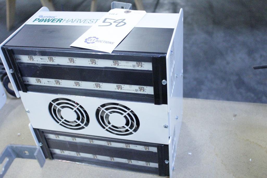 Lot 58 - Illumitex Power Harvest LED Grow Light