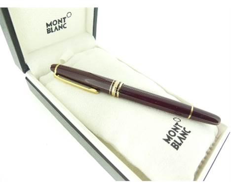 Mont Blanc Boheme Warranty Manual Information Care Booklet Instructional Book