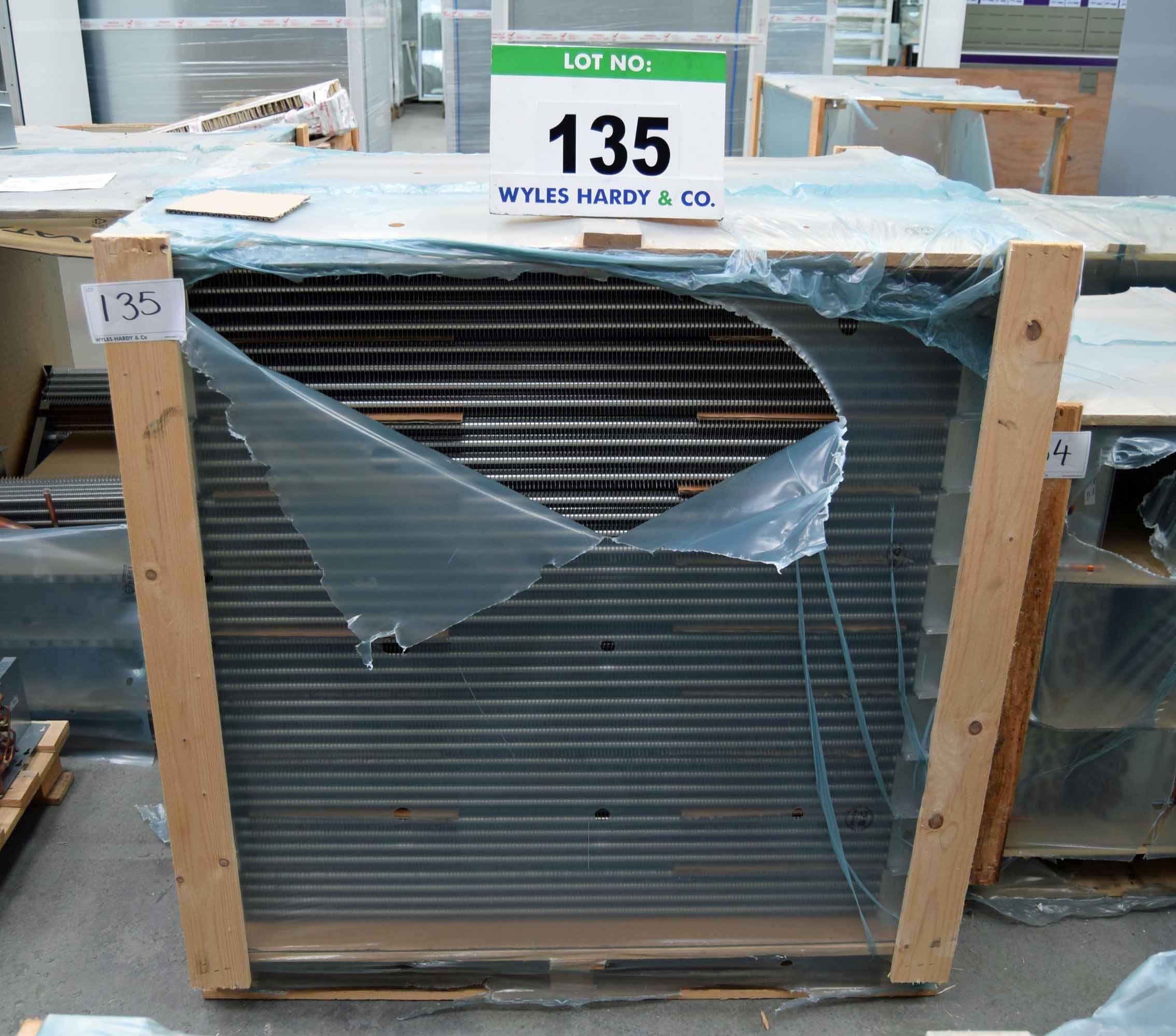 Lot 135 - Twenty MODINE RE62D 1150mm x 400mm x 100mm Evaporator Coils