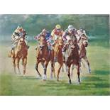 After Sandys-Lumsdaine Limited edition colour print 49/500 Published by the Tryon Gallery Ltd