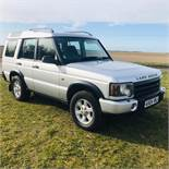 (RESERVE MET) Land Rover Discovery Pursuit 2.5 Td5 - 2004 04 Reg - 7 Seater - Air con - Tow Bar