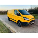 Ford Transit Custom 2.2 TDCI 310 Eco-Tech - 2016 Model - 1 Keeper From New - Air Con - Ex AA Van