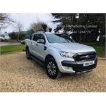 Ford Ranger 3.2 TDCI WILDTRACK - Auto - 2017 Model - 1 Former Keeper - 4x4 - TOP OF THE RANGE