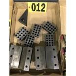 V Blocks & sign plates
