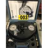 German olaer pressure gauge kit