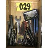 Drill bits & tools