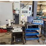 """2008 TORMACH PERSONAL CNC 1100 CNC VMC, 34"""" X 9.5"""" TABLE, PC BASED CNC CONTROL, 4TH AXIS"""