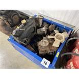 Kubota engine parts.