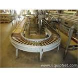 Approx 30 Feet Power Roller Conveyor