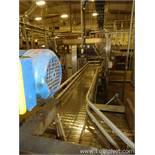Approx 12 Feet Stainless Steel Tabletop Conveyor