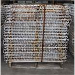 40 PCS OF WIREDECK 42 X 46 STANDARED DOUBLE SIDE WATERFALL
