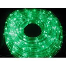 Lot 52596 - V Brand New 20M Multi Function Green LED Rope Light