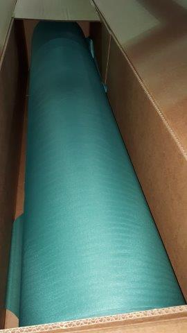 Lot 1 - Fabric Gore Green (1 roll)