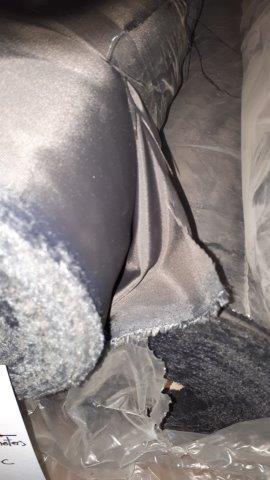 "Lot 12 - Fabric ""Nylon"" (5 rolls)"