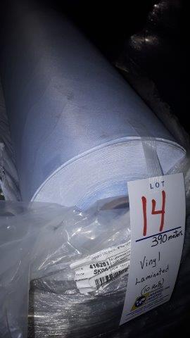 Lot 14 - Vinyl laminated (10 rolls)