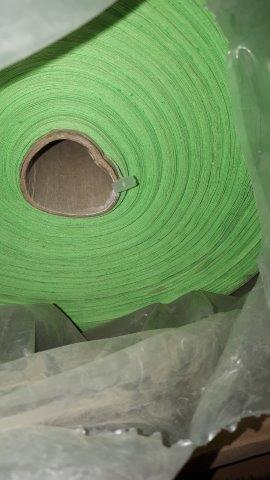 "Lot 32 - Fabric ""Vogue Green"" (5 rolls)"