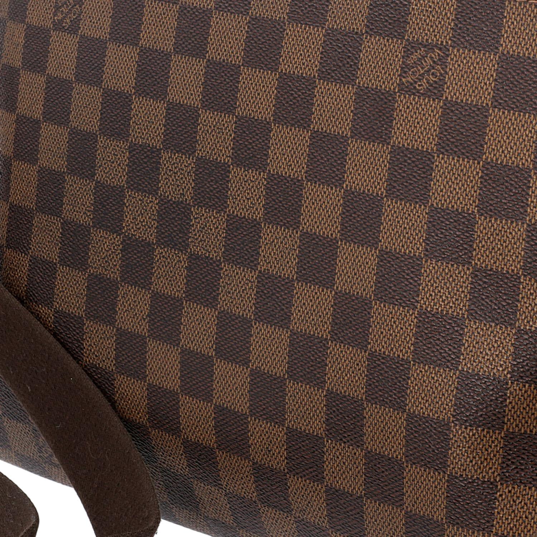 """LOUIS VUITTON Messenger Bag, """"BROOKLYN MM"""", Koll. 2010.Damier Ebene Serie mit textilem - Bild 7 aus 8"""