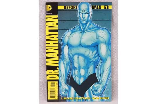 Dc Comic Quotbefore Watchmen Dr Manhattan 1quot Very Rare