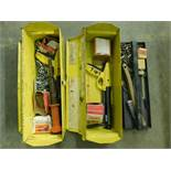 (2) AMMO Powder Actuated Tools with Case