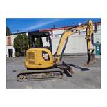 2012 Caterpillar 304E Mini Excavator