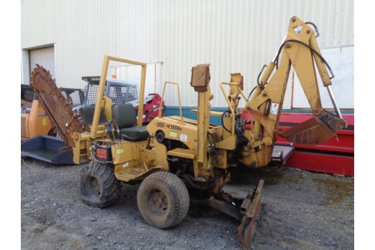Vermeer V3550A Trencher - Image 3 of 6