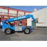2013 Genie GTH1056 10,000lb Telescopic Forklift