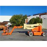2011 JLG E400AJPN 40ft Electric Boom Lift