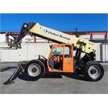 2012 JLG G12 55A 12000lb Telescopic Forklift