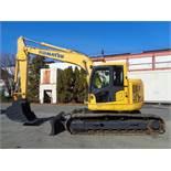 2015 Komatsu PC138USLC-10 Hydraulic Excavator